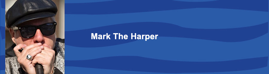 Mark The Harper banner